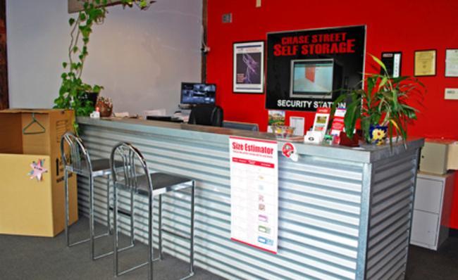Car Rental Athens Ga: Chase Street Self Storage