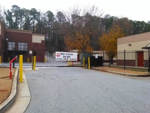 Self Storage Units For Rent In Atlanta Ga Pleasantdale