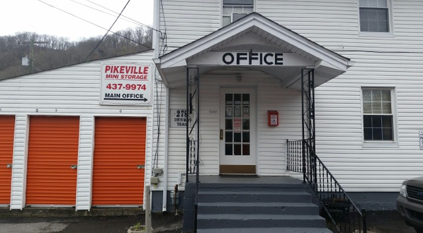 Self Storage Pikeville Ky Pikeville Mini Storage