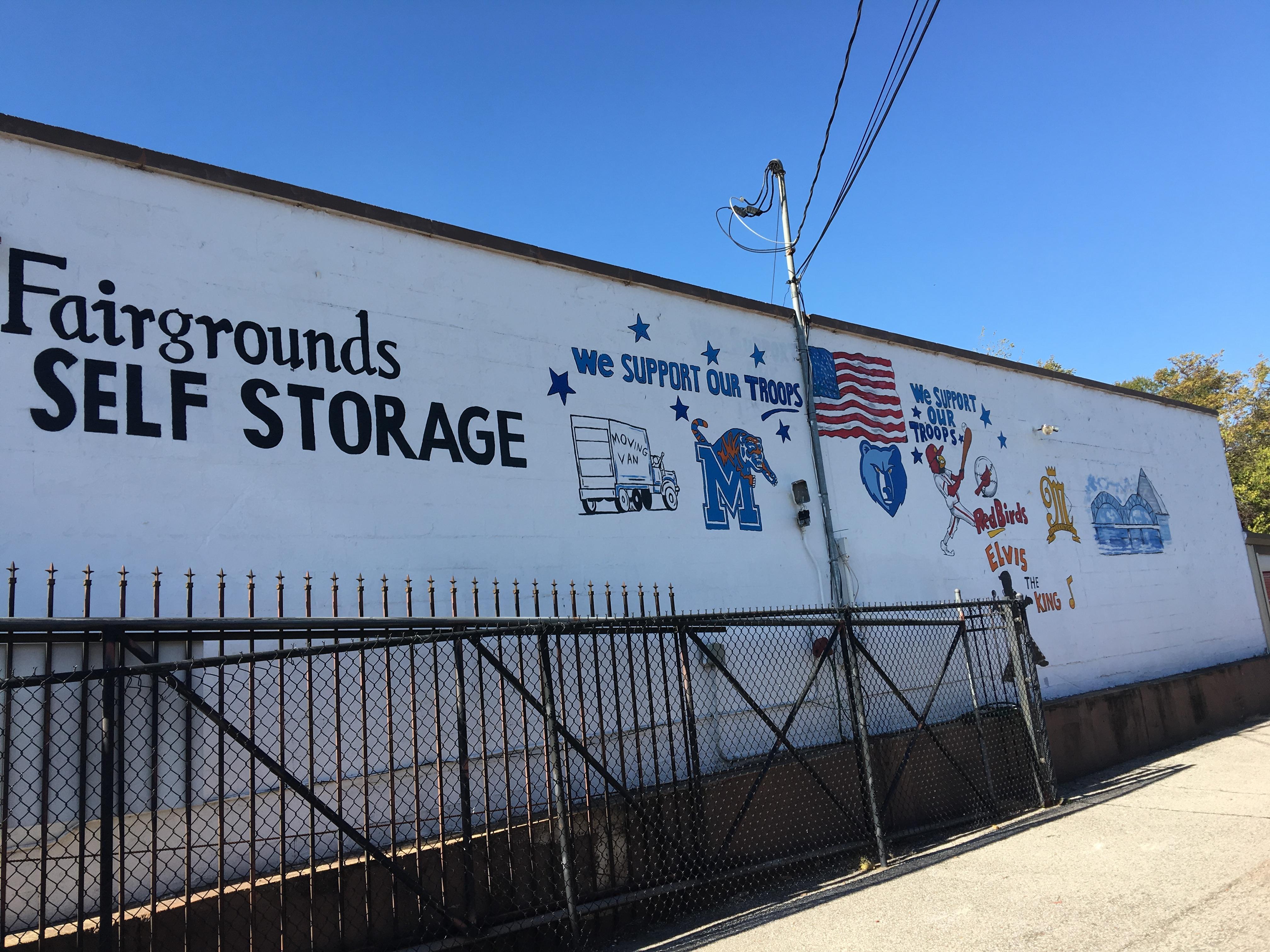Self Storage Memphis Tn Fairgrounds Self Storage