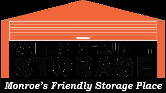 Self Storage Monroe Ga Walton Security Storage