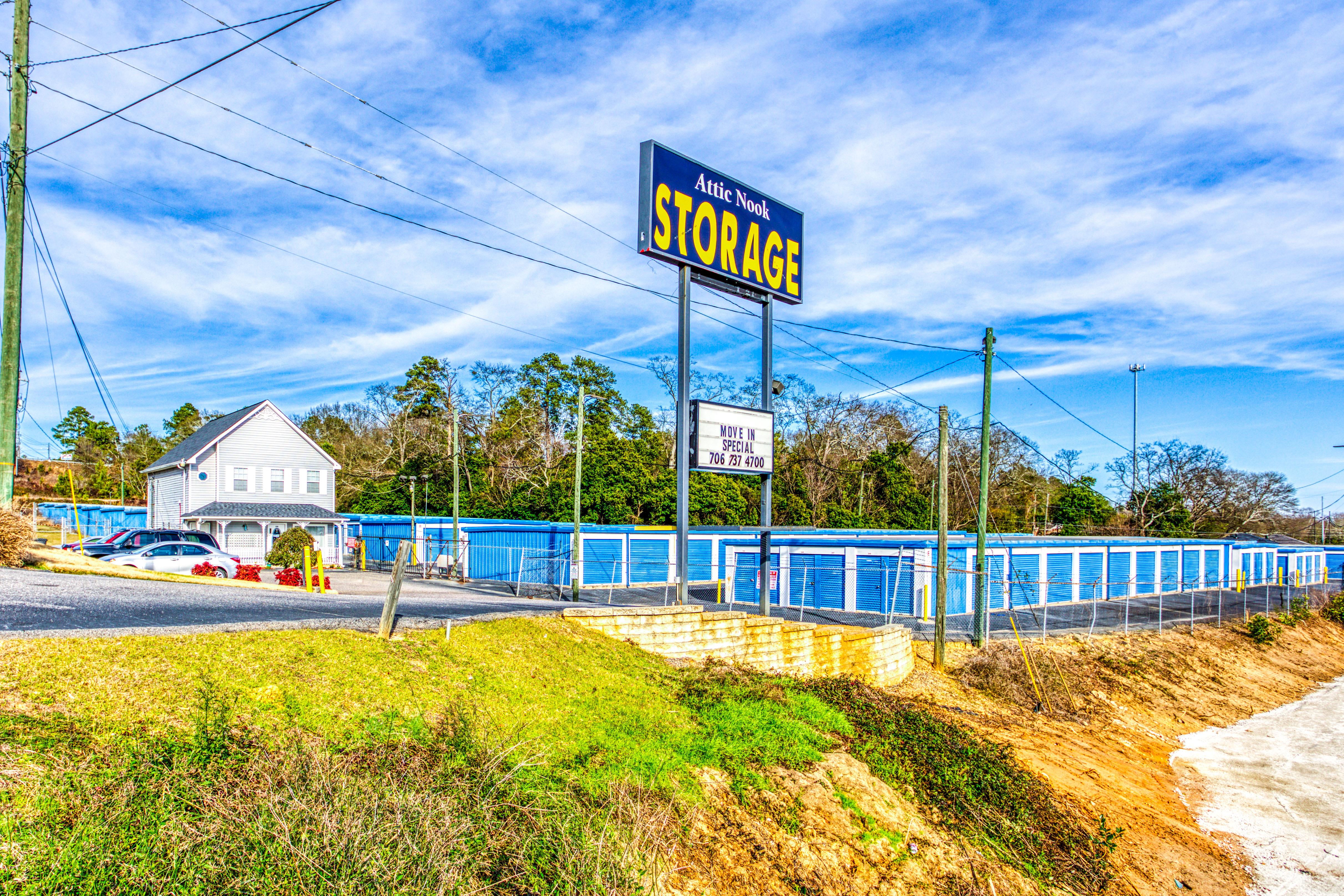 Storage Facilities In Augusta Ga Dandk Organizer
