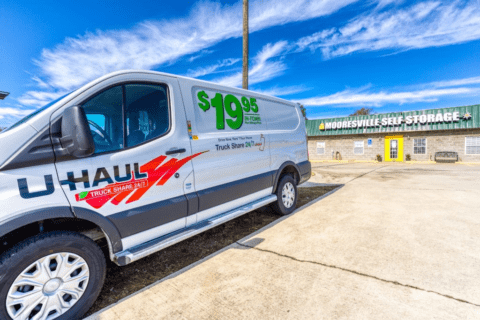 Self Storage Units For Rent In Mooresville Nc