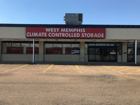 West Memphis Ar Climate Controlled Self Storage Units For
