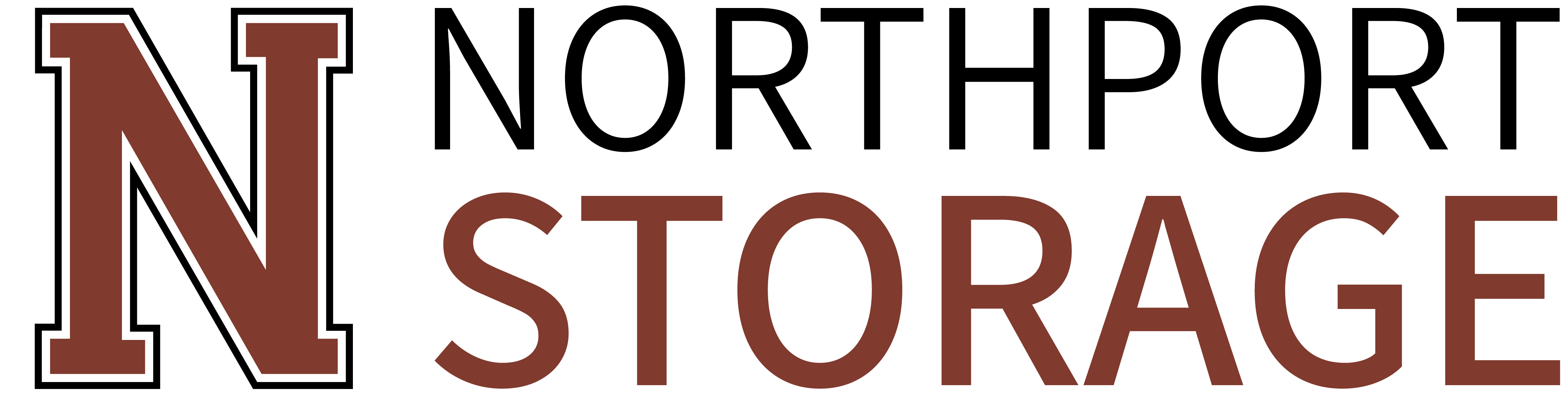 Northport Storage Facility Logo