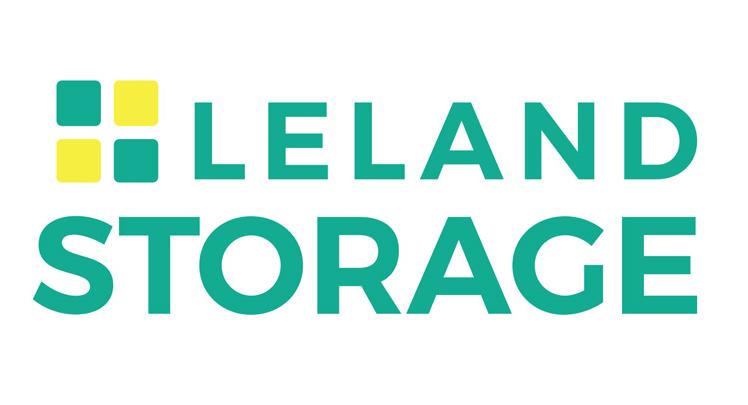 Leland Storage North Carolina logo