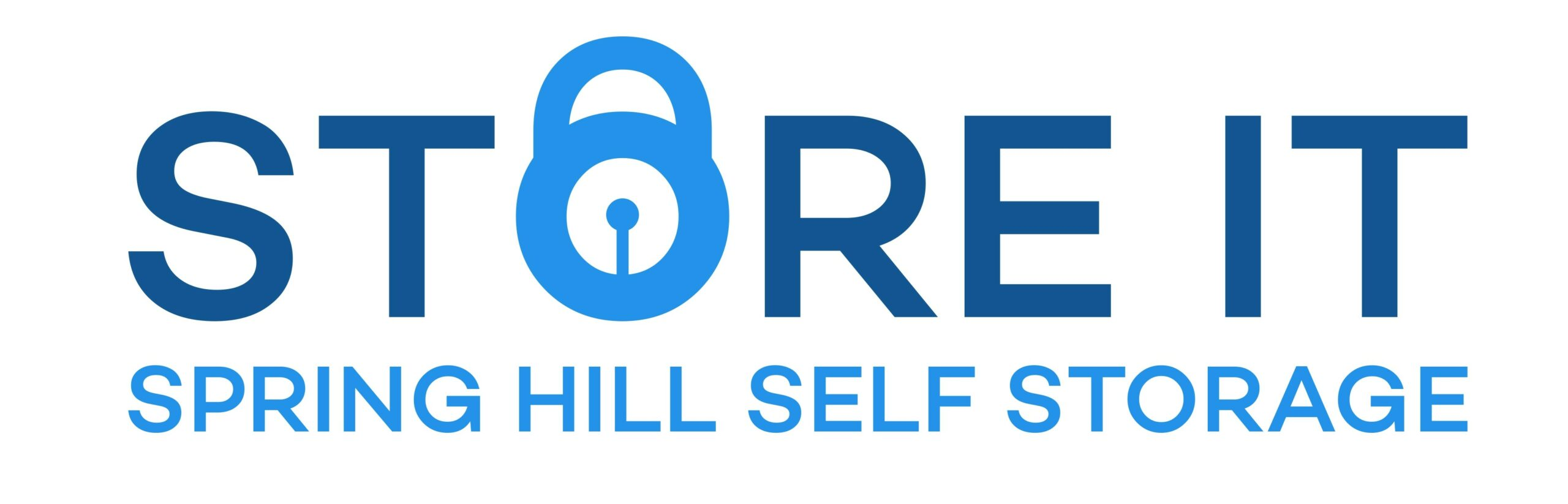Store It Spring Hill logo