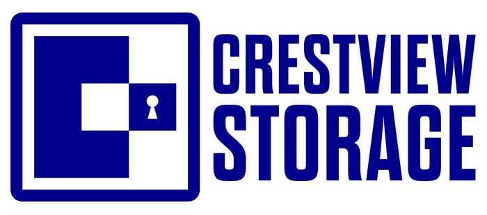 Crestview Storage Logo